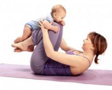 vježbe za abdomen nakon porođaja