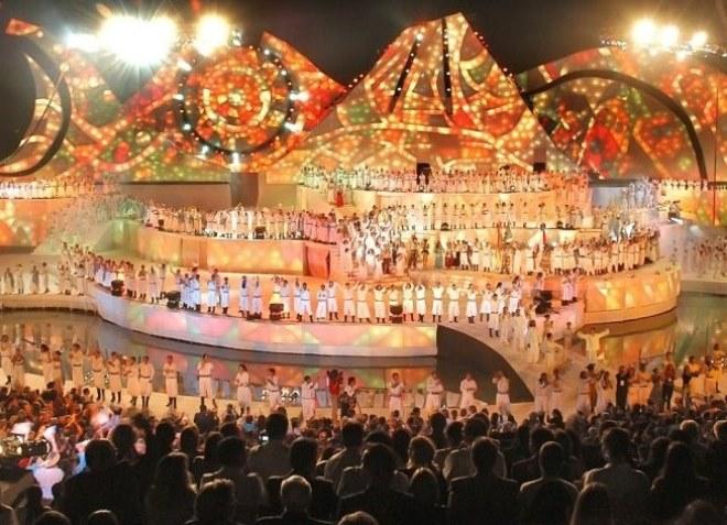 Время карнавалов и торжеств