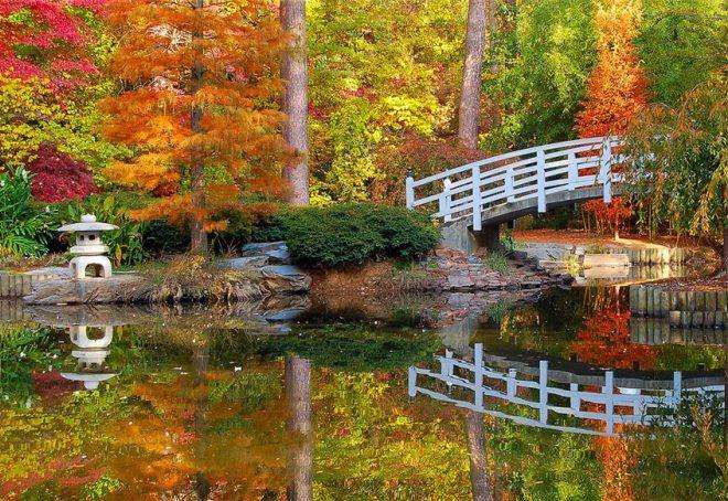 Япония осенью