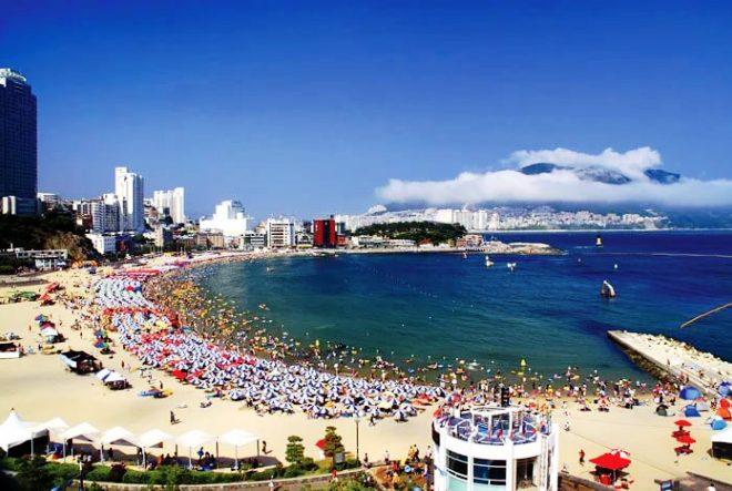 Лето в Южной Корее