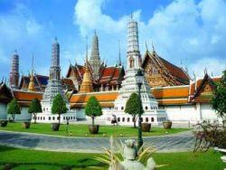 najlepszy czas dla Tajlandii