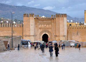 Когда лучше путешествовать по городам Марокко