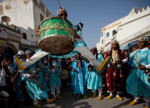 Музыкальный фестиваль в Марокко