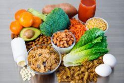 żywność bogata w kwas foliowy