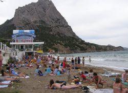 najbolje plaže Krim