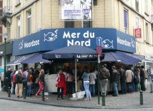 Кафе Noordzee Mer du Nord