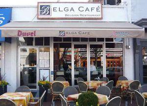 Кафе Belga