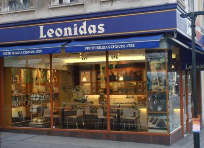 Leonidas Chocolates & Café