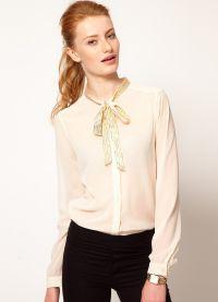 biała bluzka 2013 1