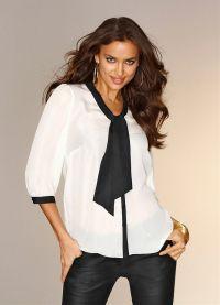 biała bluzka 2013 3