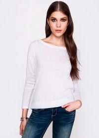 Bijeli džemper1