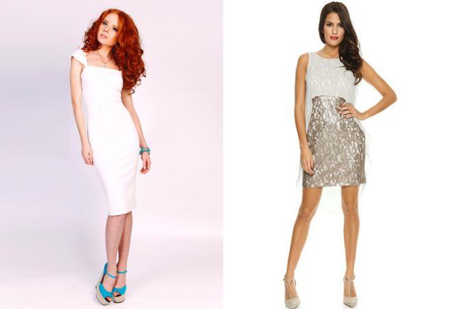bílé šaty 15