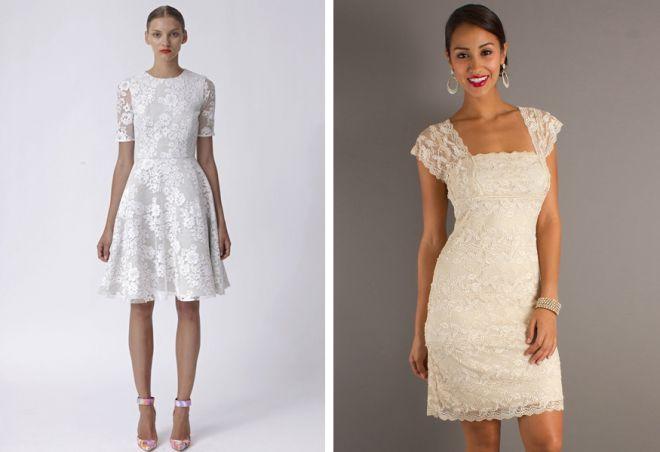 bílé šaty 16