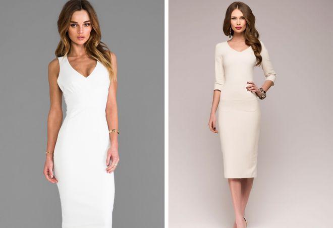 bílé šaty 17