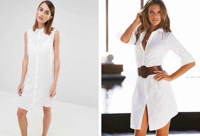 bílé šaty 19