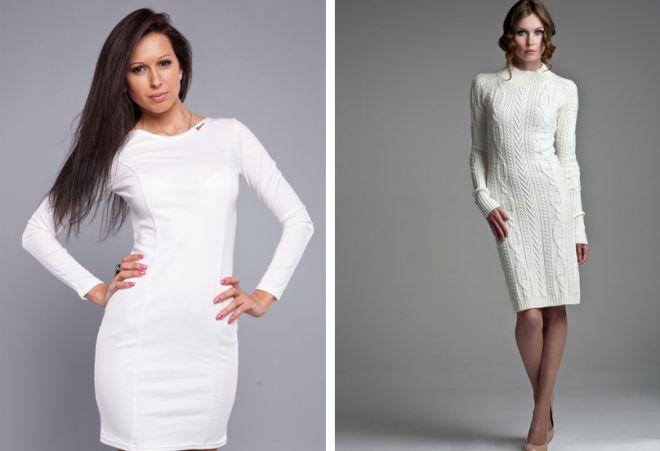 bílé šaty 23