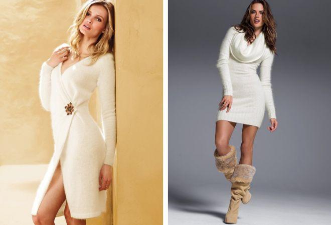 bílé šaty 24
