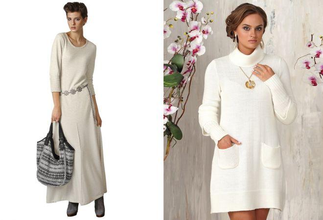 bílé šaty 25