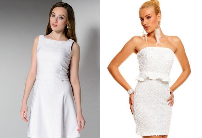 bílé šaty 3