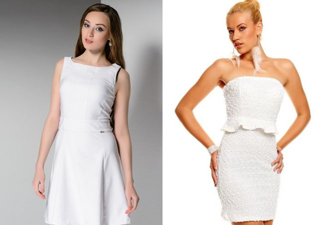bela obleka 3