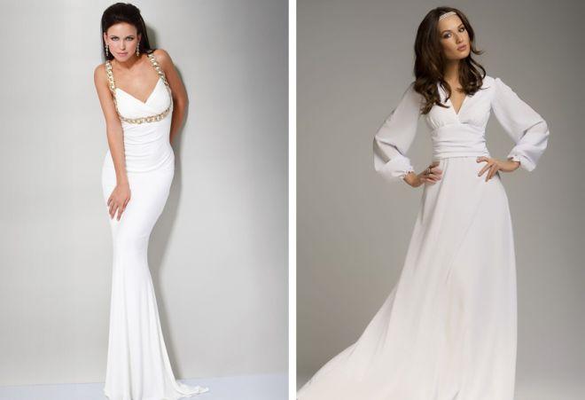 bílé šaty 5