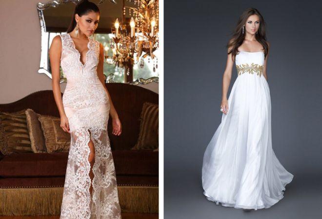bílé šaty 6