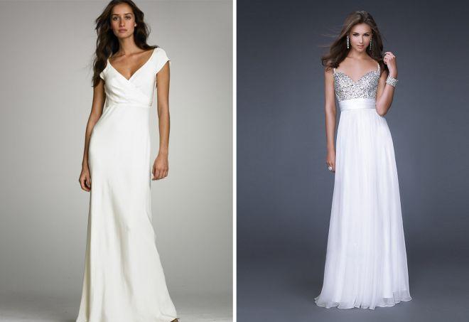 bílé šaty 8