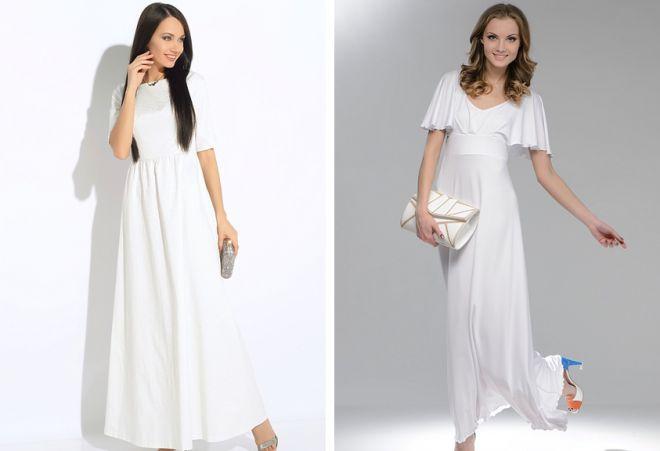 bílé šaty 9