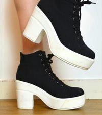 Białe buty damskie 8