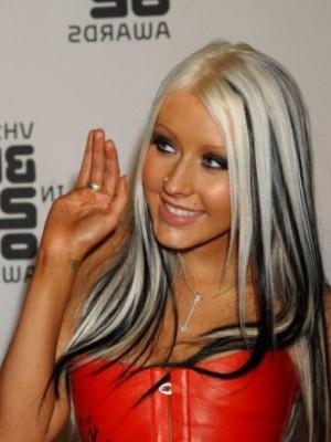 białe włosy 4