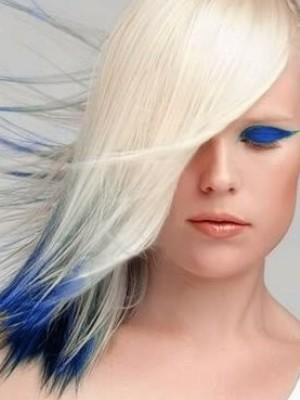 białe włosy 5
