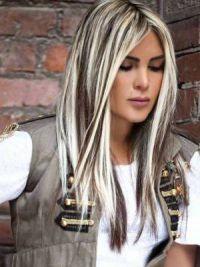 białe włosy 6