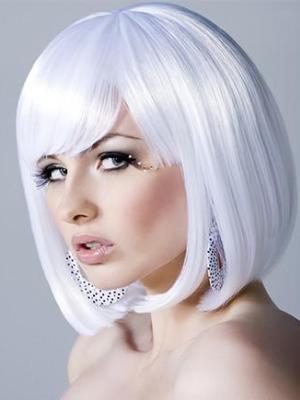 białe włosy 7