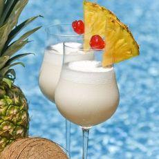 koktajle z białym rumem