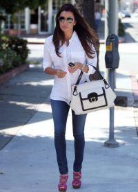 Bílá košile a džíny 3