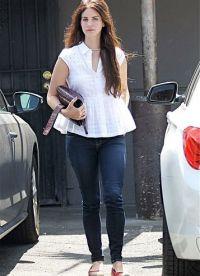 Bílá košile a džíny 6