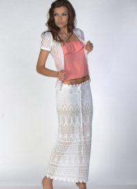 białe spódnice 2013 3