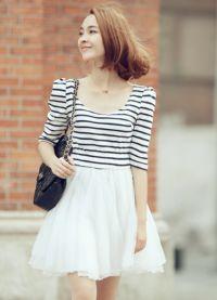 białe spódnice 2013 7