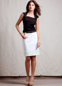 białe spódnice 2013 8