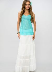 białe spódnice 2013 9