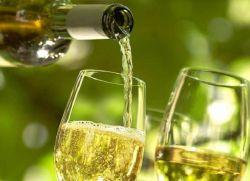 ползите от бялото сухо вино