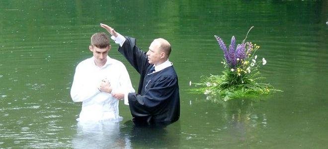 Ускрс на Баптистима