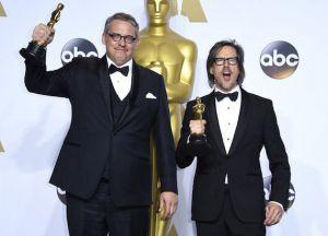 кто получил Оскар-2016 7