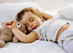 да ли је могуће снимити дете које спава?