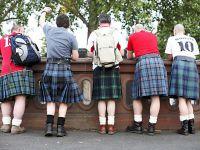 Dlaczego Szkoci noszą spódnice 5