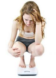 o wadze przy zrzucaniu wagi