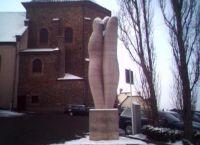 Памятник Одному пенни