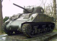 Памятник танку-освободителю