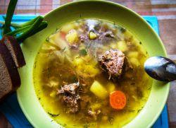 zupa z dzikiej kaczki
