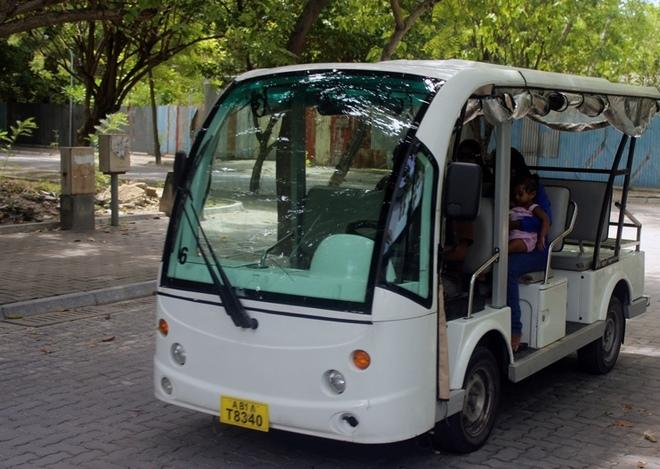 Местный общественный транспорт